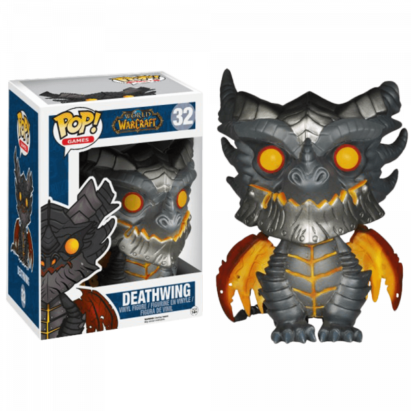 WORLD OF WARCRAFT FIGUR DEATHWING POP VINYL