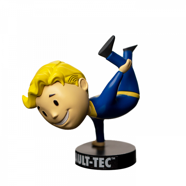 FALLOUT VAULT 76 SPECIAL BOBBLEHEAD AGILITY