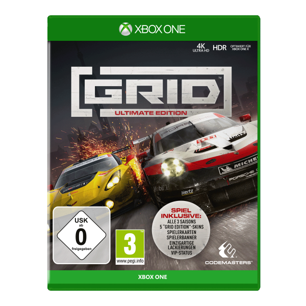 GRID ULTIMATE EDITION - XONE