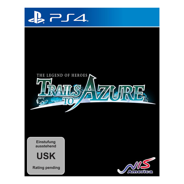 The Legend of Heroes: Trails to Azure - PS4