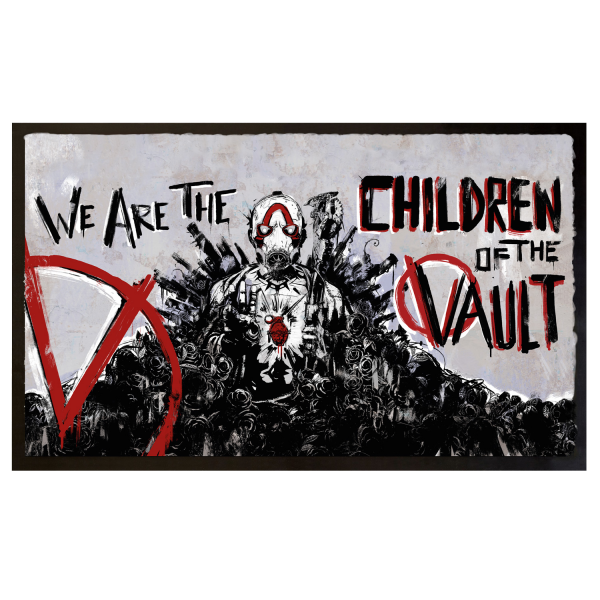 BORDERLANDS 3 DOORMAT CHILDREN OF THE VAULT