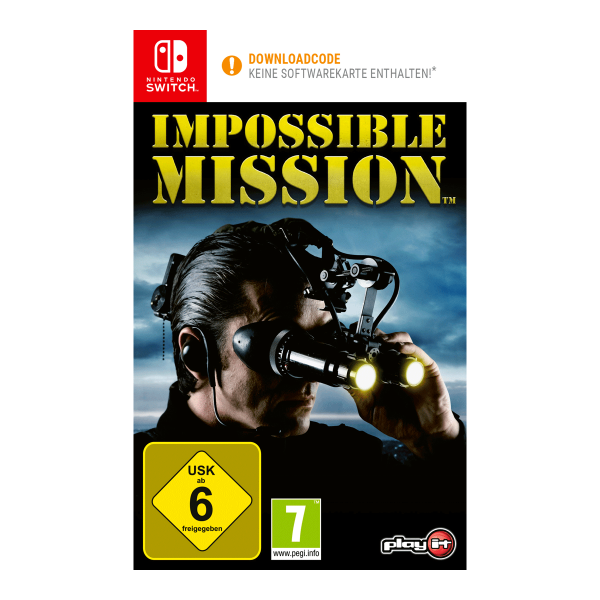 Impossible Mission - Switch