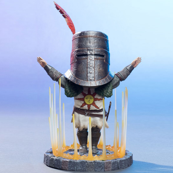 DARK SOULS II FIGURE SOLAIRE OF ASTORA SD