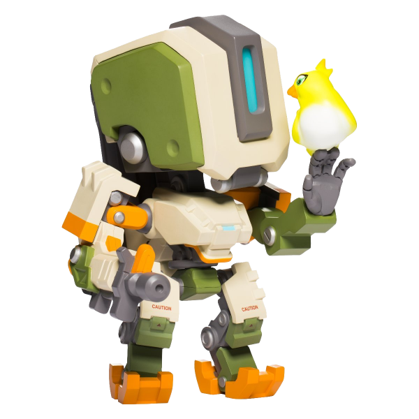 OVERWATCH FIGURE BASTION COLOSSOAL CUTE BUT DEADLY