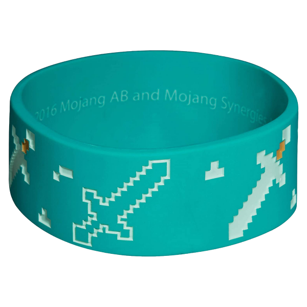 "Minecraft Wristband ""Explorer"""