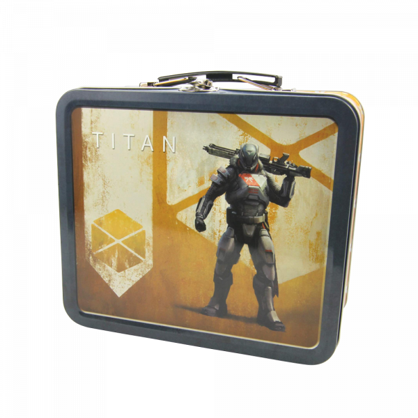 DESTINY LUNCH TIN TITAN