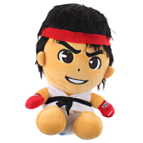 STREET FIGHTER PLUSH RYU