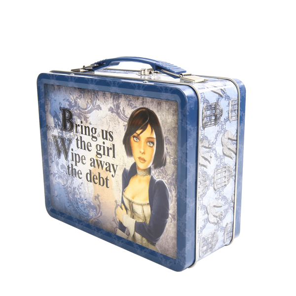"Bioshock Lunch Box ""Elizabeth"""