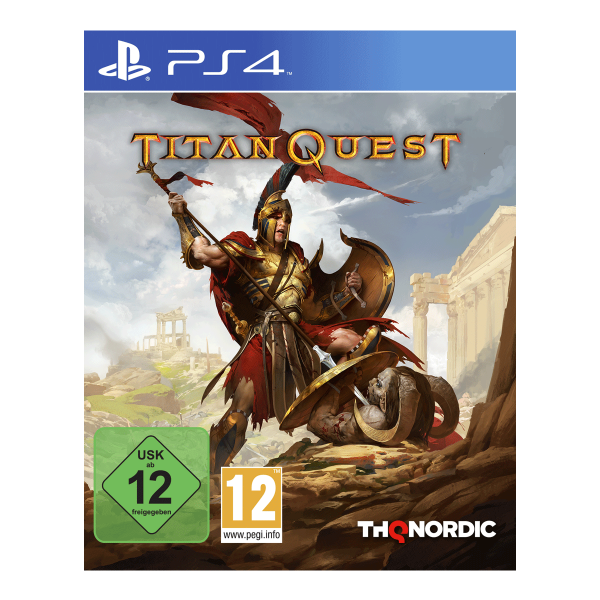 Titan Quest - PS4