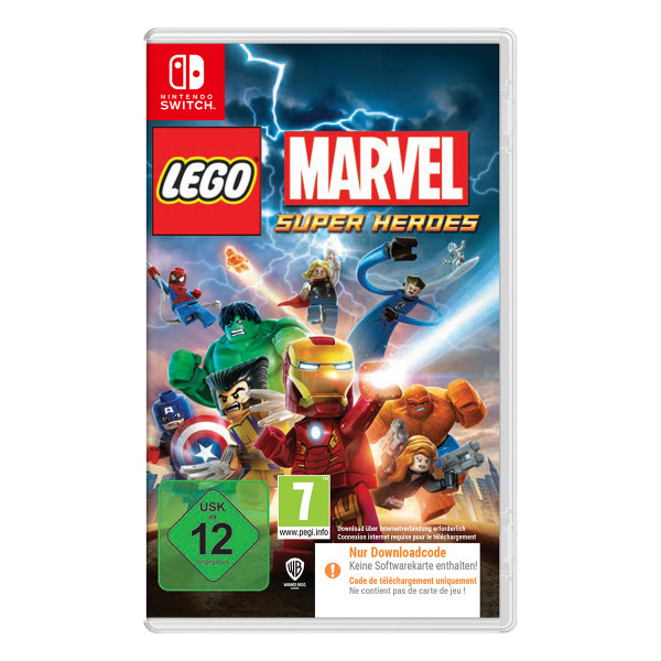 LEGO Marvel Super Heroes - Switch