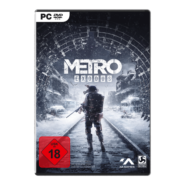Metro Exodus D1 [Epic] - PC
