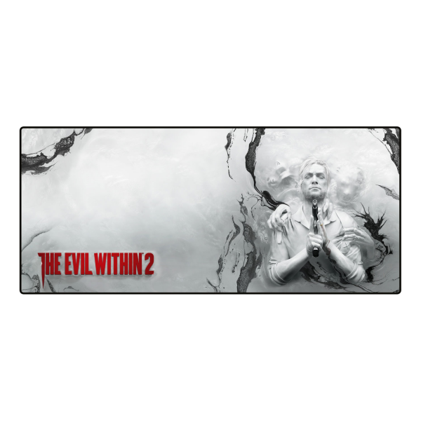 THE EVIL WITHIN OVERSIZED MOUSEPAD ENTER THE REALM