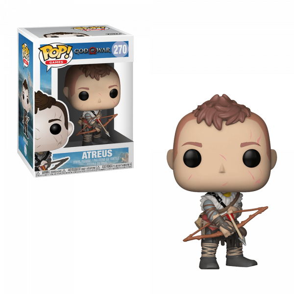 GOD OF WAR FIGURE ATREUS POP VINYL