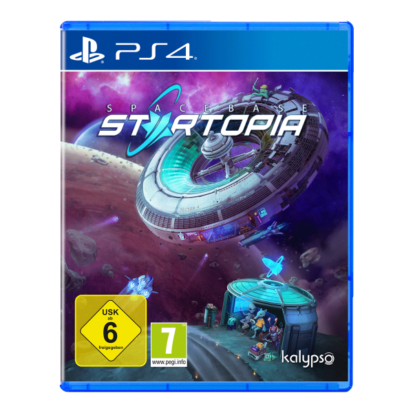 Spacebase Startopia - PS4