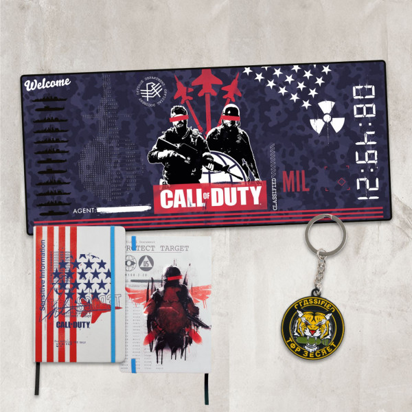 Call of Duty Cold War Fanpack