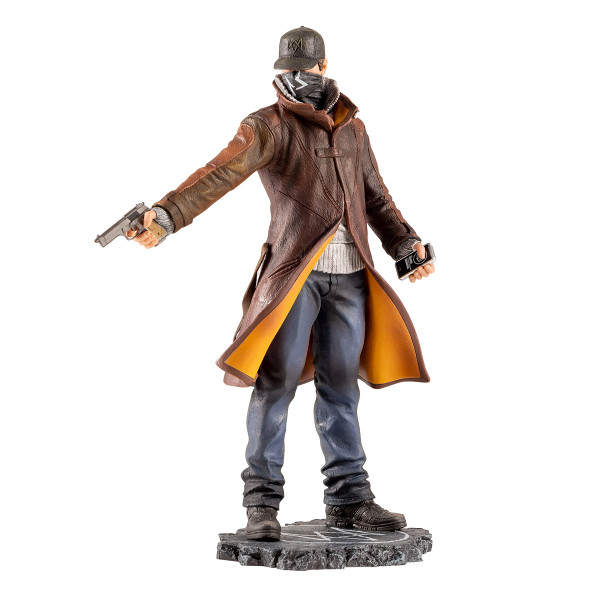 """Watch Dogs Statue """"Aiden Pearce"""""""