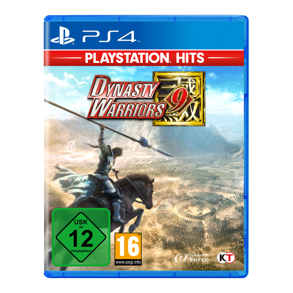Dynasty Warriors 9 - PlayStation Hits - PS4