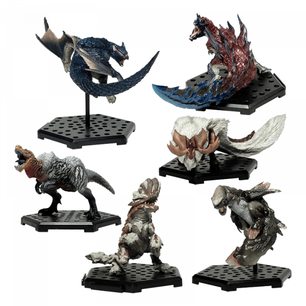 MONSTER HUNTER WORLD FIGURE STANDARD MODEL PLUS VOL 15
