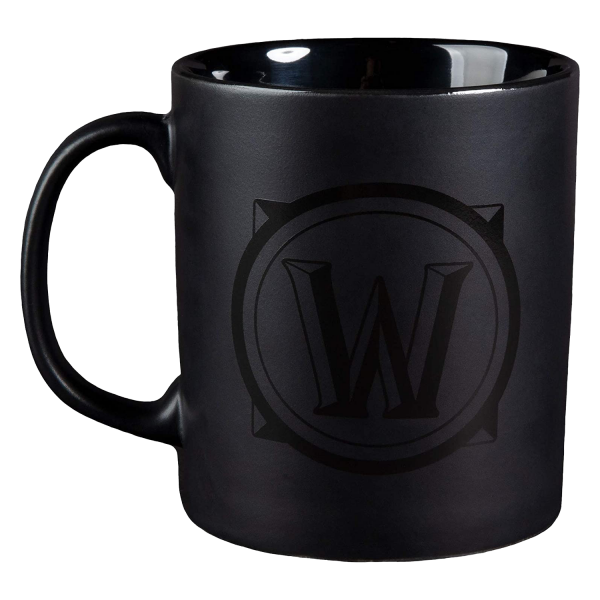 "World of Warcraft Mug ""Blackout Mug"""