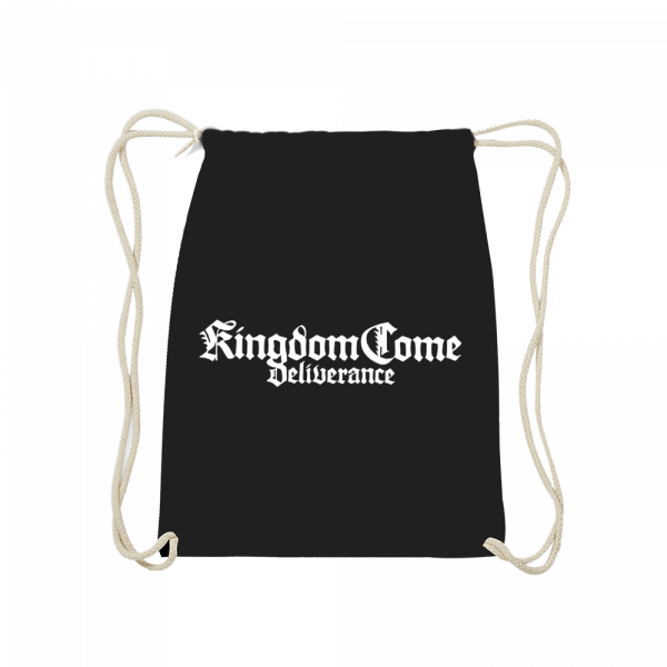 KINGDOM COME DELIVERANCE GYM BAG