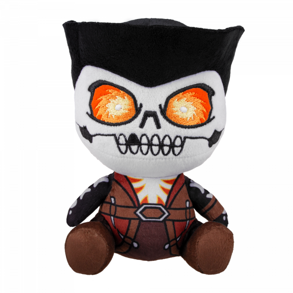 "Sea of Thieves Plüsch ""Captain Flameheart"" Stubbins"