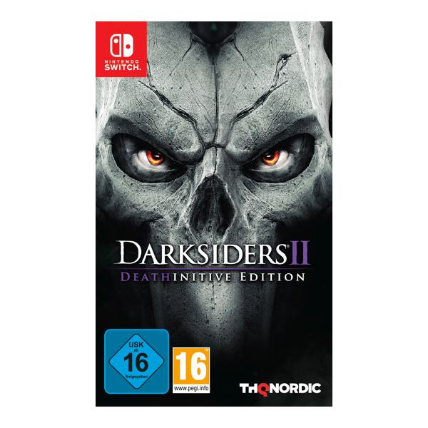 Darksiders 2 Deathinitive Edition - Switch