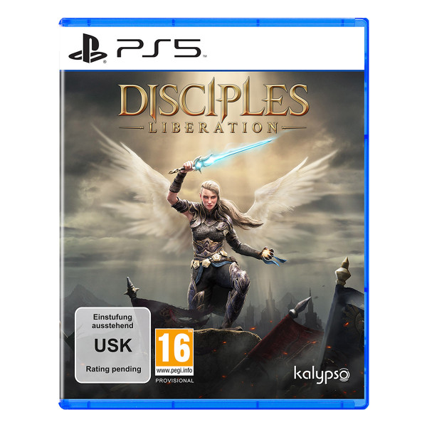 Disciples: Liberation - Deluxe Edition - PS5
