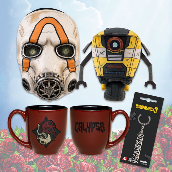 Borderlands Fanpack 1