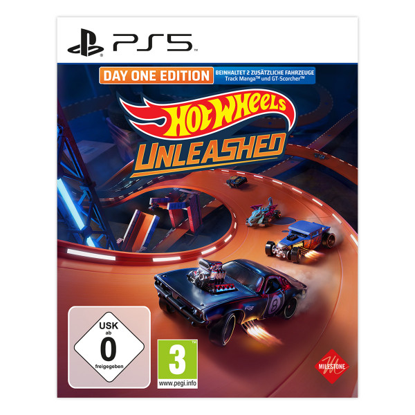 Hot Wheels Unleashed Day One Edition - PS5