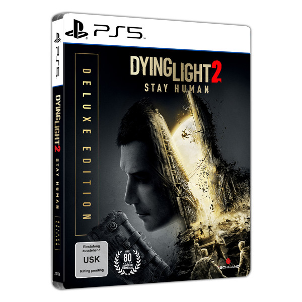 Dying Light 2 Stay Human Deluxe Edition - PS5