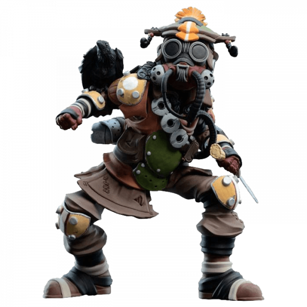APEX LEGENDS FIGURE BLOODHOUND MINI EPICS
