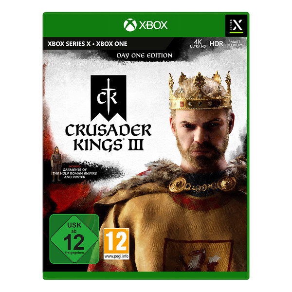 Crusader Kings III Day One Edition - XSRX