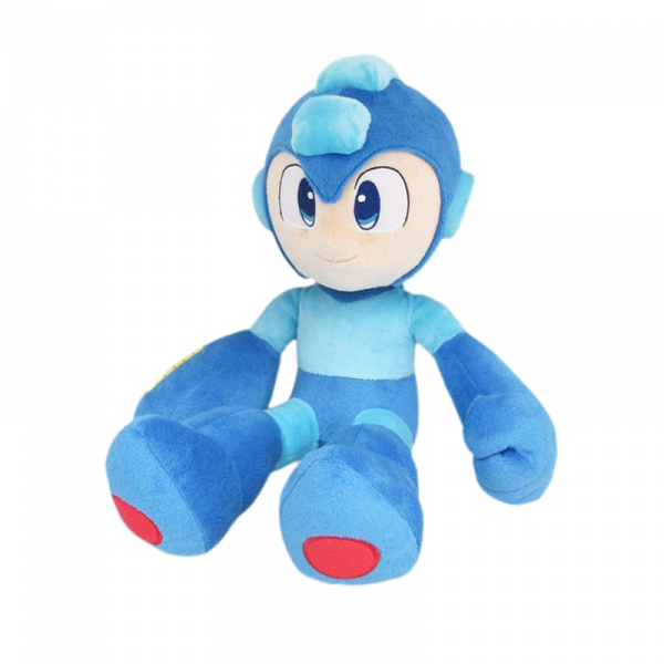 MEGA MAN PLUSH MEGA MAN