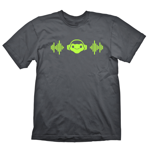 OVERWATCH T-SHIRT LUCIOS BEAT