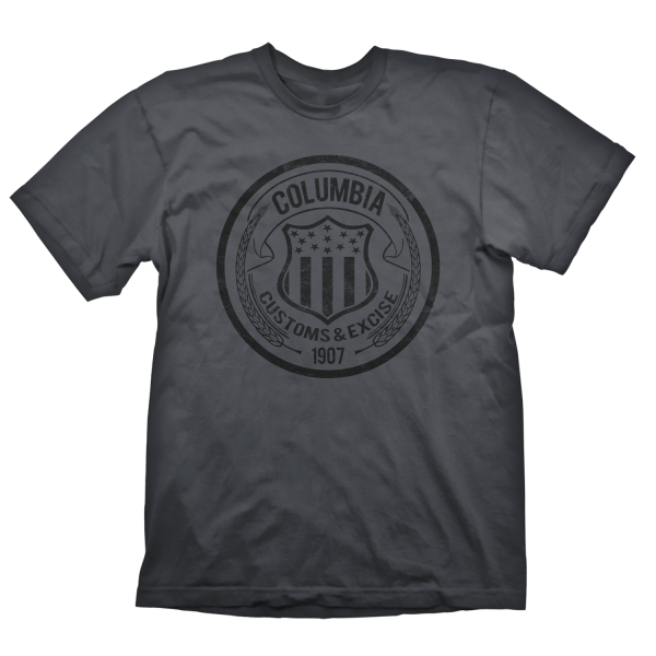 "Bioshock Infinite T-Shirt ""Columbia"""