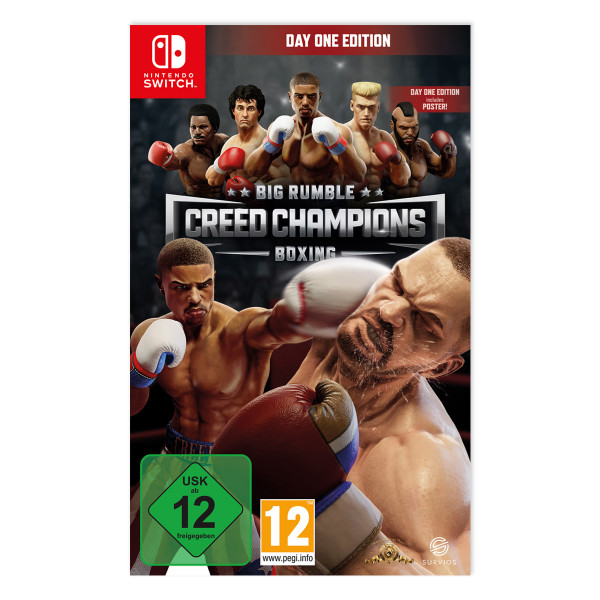 Big Rumble Boxing: Creed Champions Day One Edition - Switch