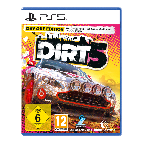 DIRT 5 - Day One Edition - PS5