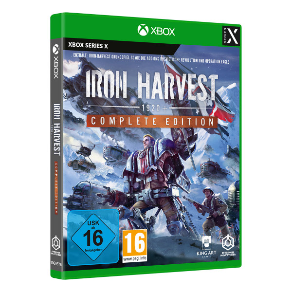 Iron Harvest - Complete Edition - XSRX
