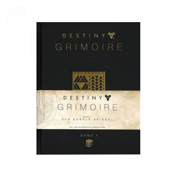 DESTINY BOOK GRIMOIRE ANTHOLOGY VOLUME 1