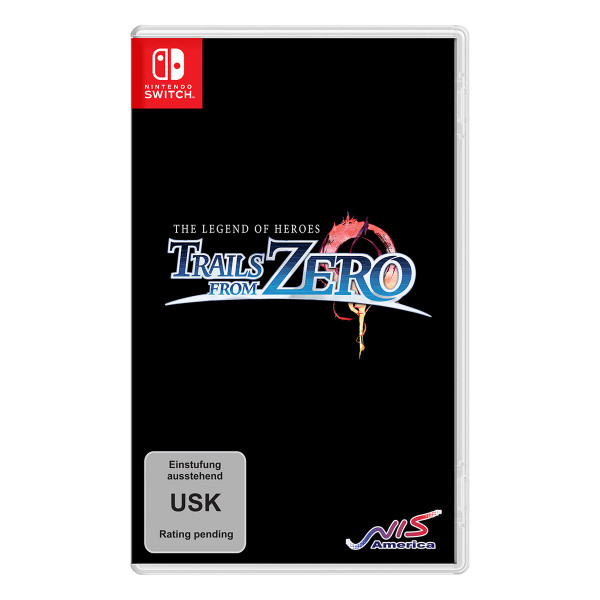 The Legend of Heroes: Trails from Zero - Switch