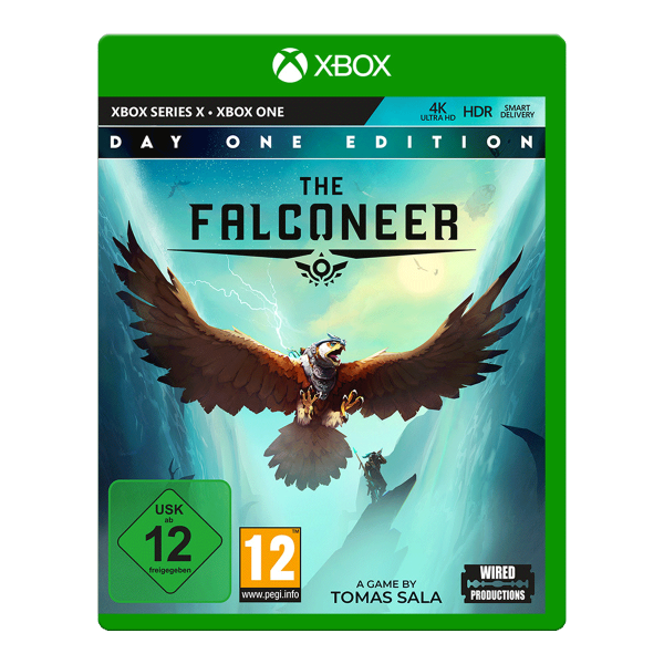 The Falconeer Day One Edition - XONE