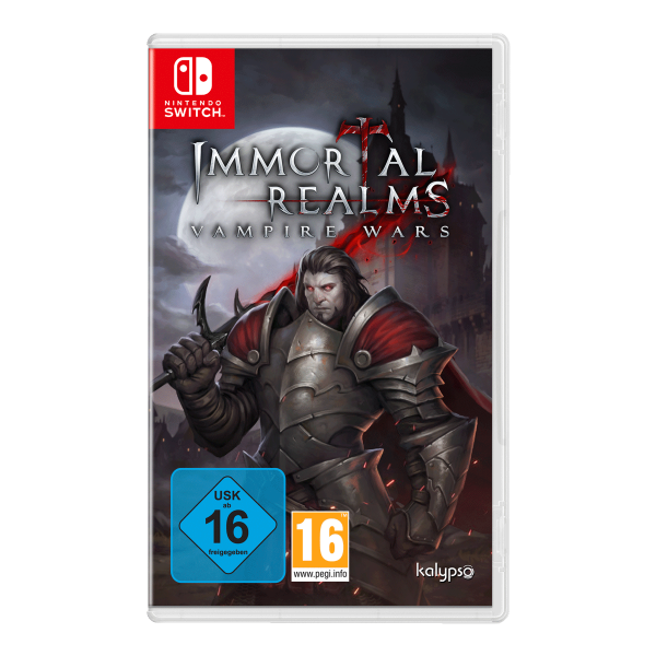 Immortal Realms: Vampire Wars - Switch