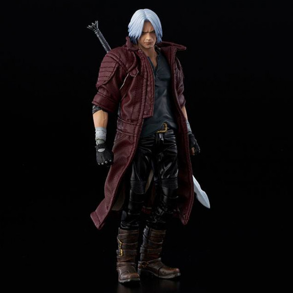 DEVIL MAY CRY 5 ACTION FIGURE DANTE