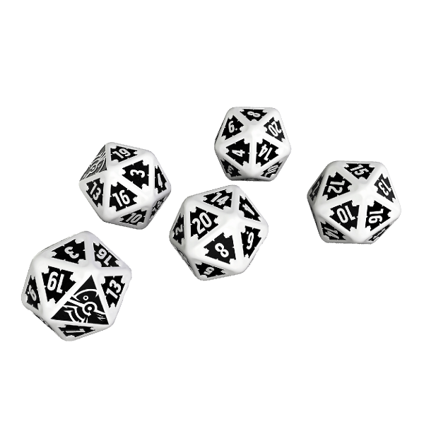 Dishonored The Roleplaying Game Dice Set