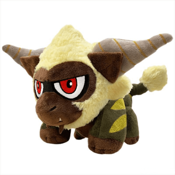 "Monster Hunter Plush ""Kawaii Rajang"""