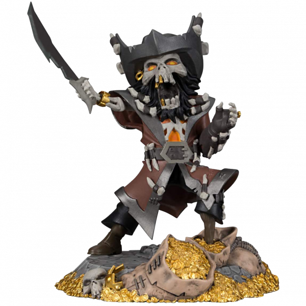 "Sea of Thieves Figure ""Captain Flameheart"""