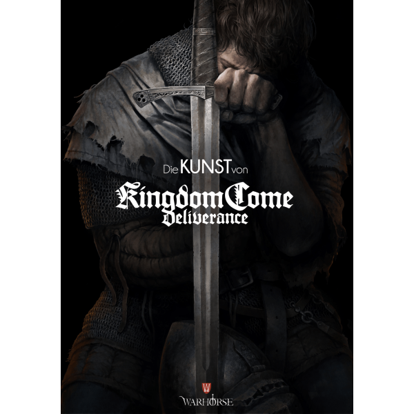 "Kingdom Come: Deliverance Artbook ""Die Kunst von Kingdom Come: Deliverance"" (Deutsch)"