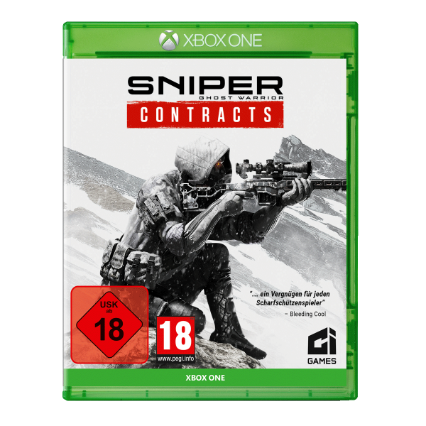 Sniper Ghost Warrior Contracts - XONE