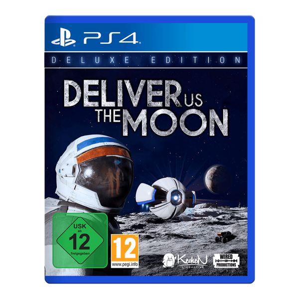 Deliver Us The Moon Deluxe - PS4