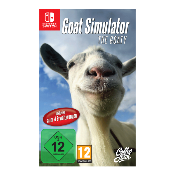 Goat Simulator: The Goaty - Switch